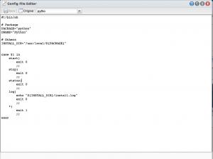 Python Config File
